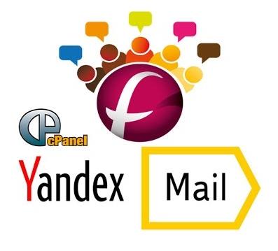 Tạo email theo tên miền riêng miễn phí với Yandex com - www