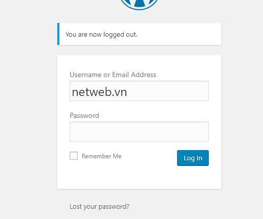 Hướng dẫn thêm quản lý website mới cho web wordpress