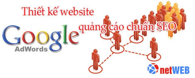Thiết kế website quảng cáo tại Tp.HCM