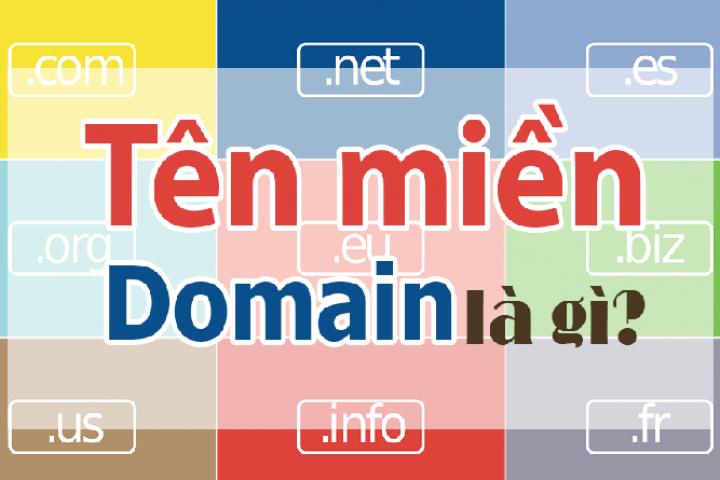 Tên miền là gì? Tìm hiểu chi tiết về domain website?