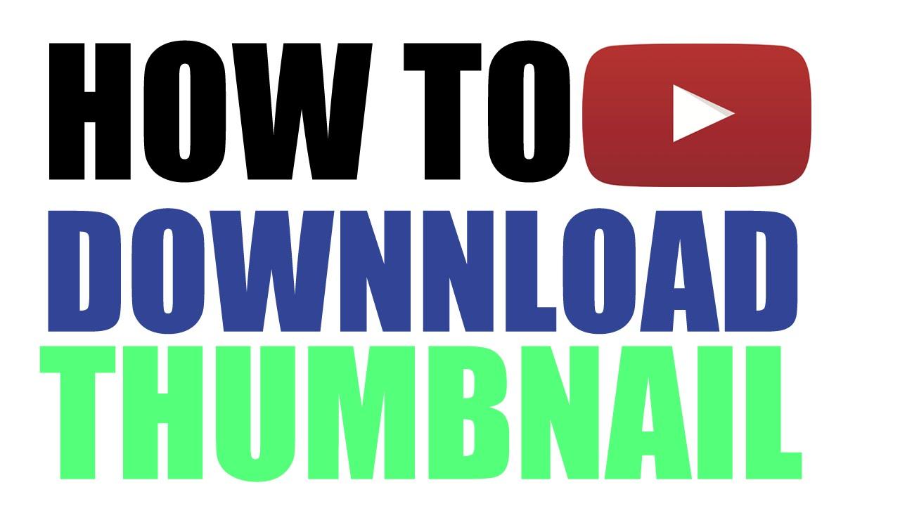 Hướng dẫn get thumbnail youtube thành công 100%
