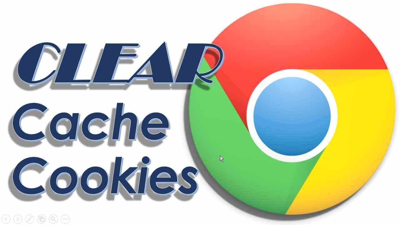 Hướng dẫn xóa cache và cookie trình duyệt
