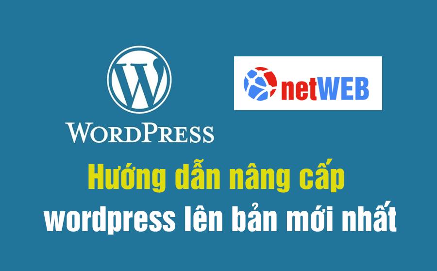 Hướng dẫn nâng cấp wordpress lên bản mới nhất
