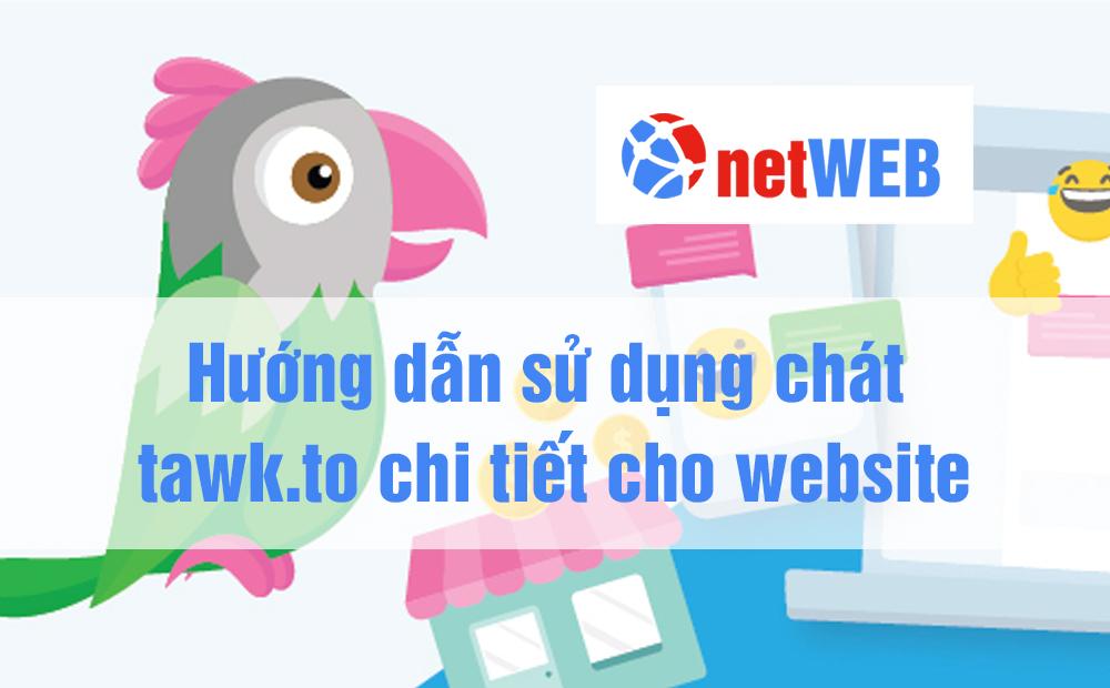 Hướng dẫn sử dụng chát tawk.to chi tiết cho website