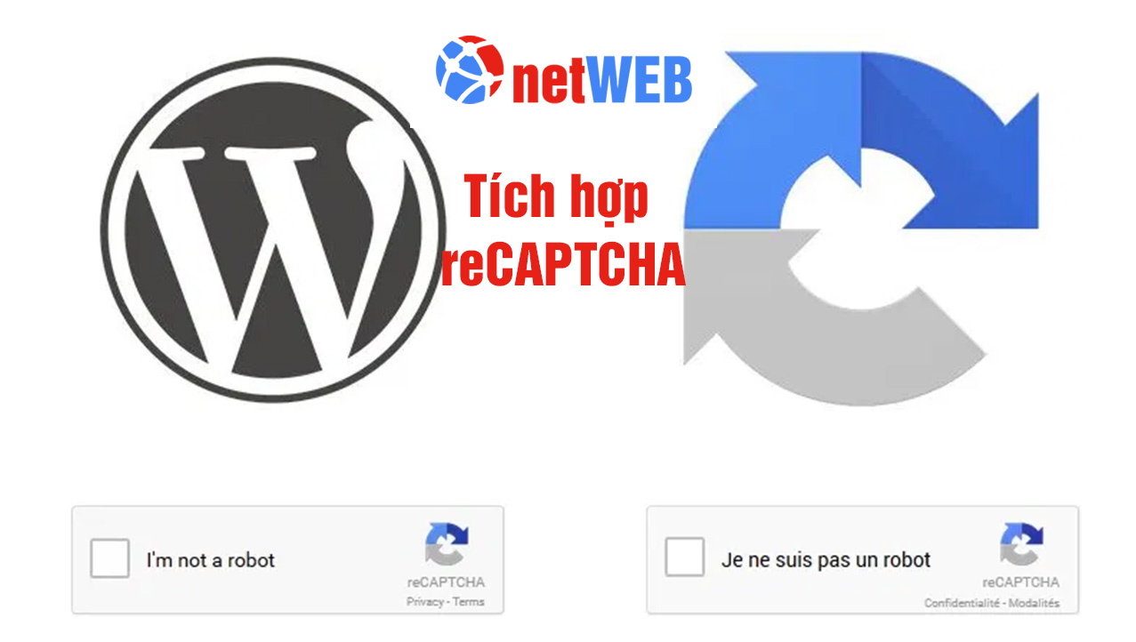 Hướng dẫn tích hợp Google Recaptcha vào Contact Form 7 chống spam web